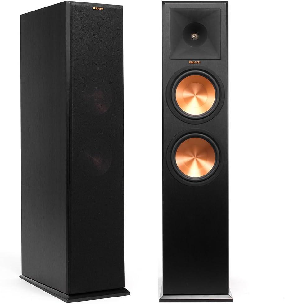 6. Klipsch RP-280F Tower Speakers