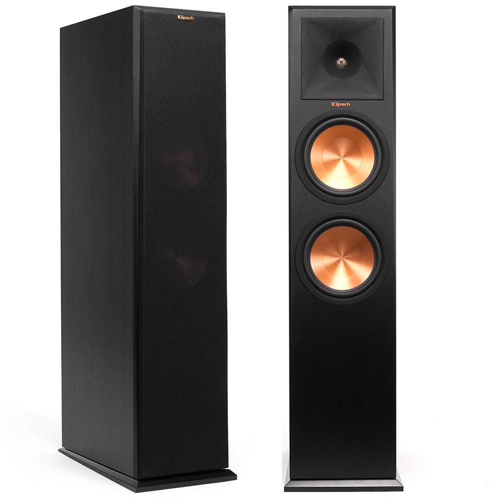 ファッションデザイナー Klipsch RP-280F Floorstanding Speaker - Floorstanding Speaker Ebony (Each) RP-280F B00S2N4E1I, 輸入家具 Lassic:87dfc04d --- diceanalytics.pk