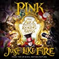 JUST LIKE FIRE/Pink