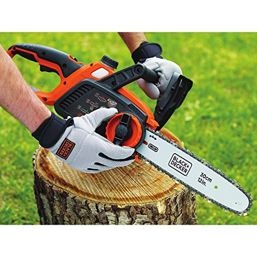 BLACK+DECKER LCS1240B 12-Inch Lithium Ion Chainsaw, 40-volt, Baretool by BLACK+DECKER (Image #3)