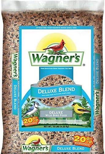 Wagner's 13008 Deluxe Wild Bird Food