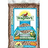 Wagner's 13008 Deluxe Wild Bird Food, 10 lb Bag, Basic