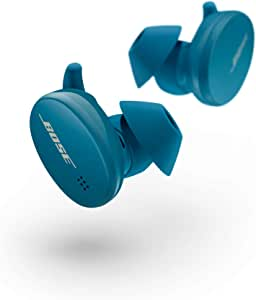 Bose Sport Earbuds - True Wireless Earphones - Bluetooth Headphones for Workouts and Running, Baltic Blue