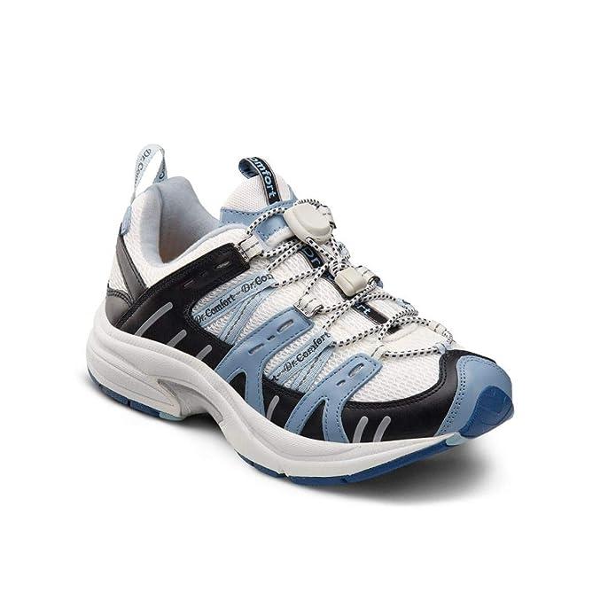 Dr. Comfort Women's Refresh Berry Diabetic Athletic Shoes