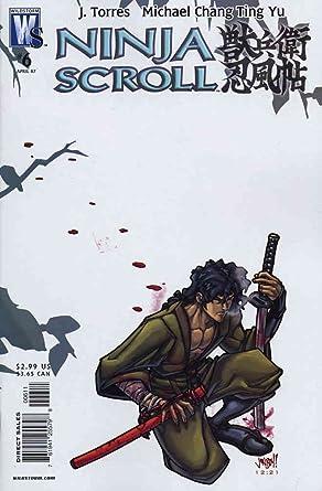 Amazon.com: Ninja Scroll #6 VF/NM ; WildStorm comic book ...