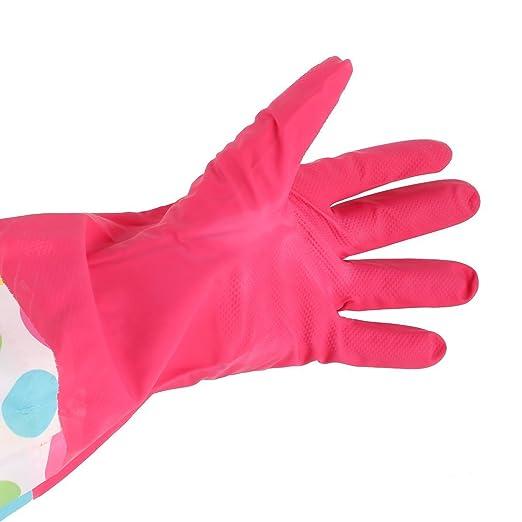 Amazon.com: Los guantes de látex eDealMax del Modelo de ...