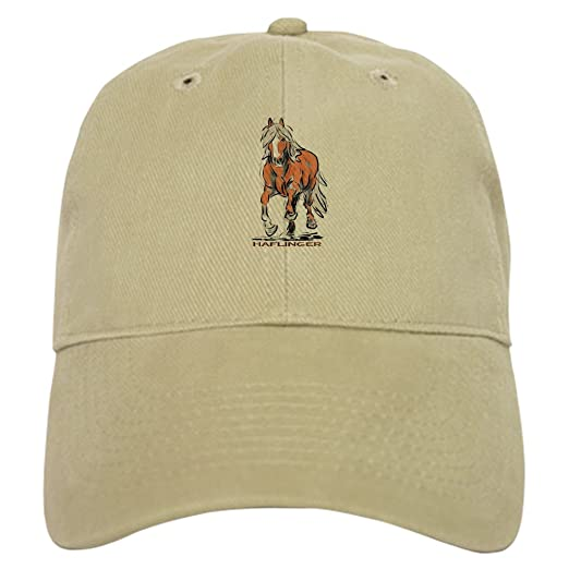 CafePress - Haflinger Baseball Cap - Baseball Cap with Adjustable Closure 5a733071497c