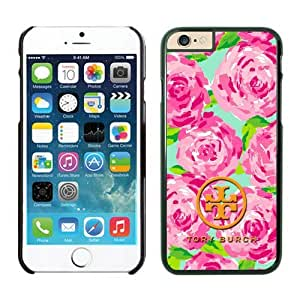 Fancy Product Tory Burch iphone 6 case-Protective Case Bumper[Scratch-Resistant] [Perfect Fit] [Anti-Slip] [Good Grip] with Good Print Hard Back Cover for 4.7 inches iPhone 6