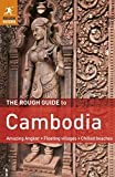 Front cover for the book The Rough Guide to Cambodia by Beverley Palmer