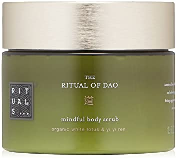 ritual body scrub