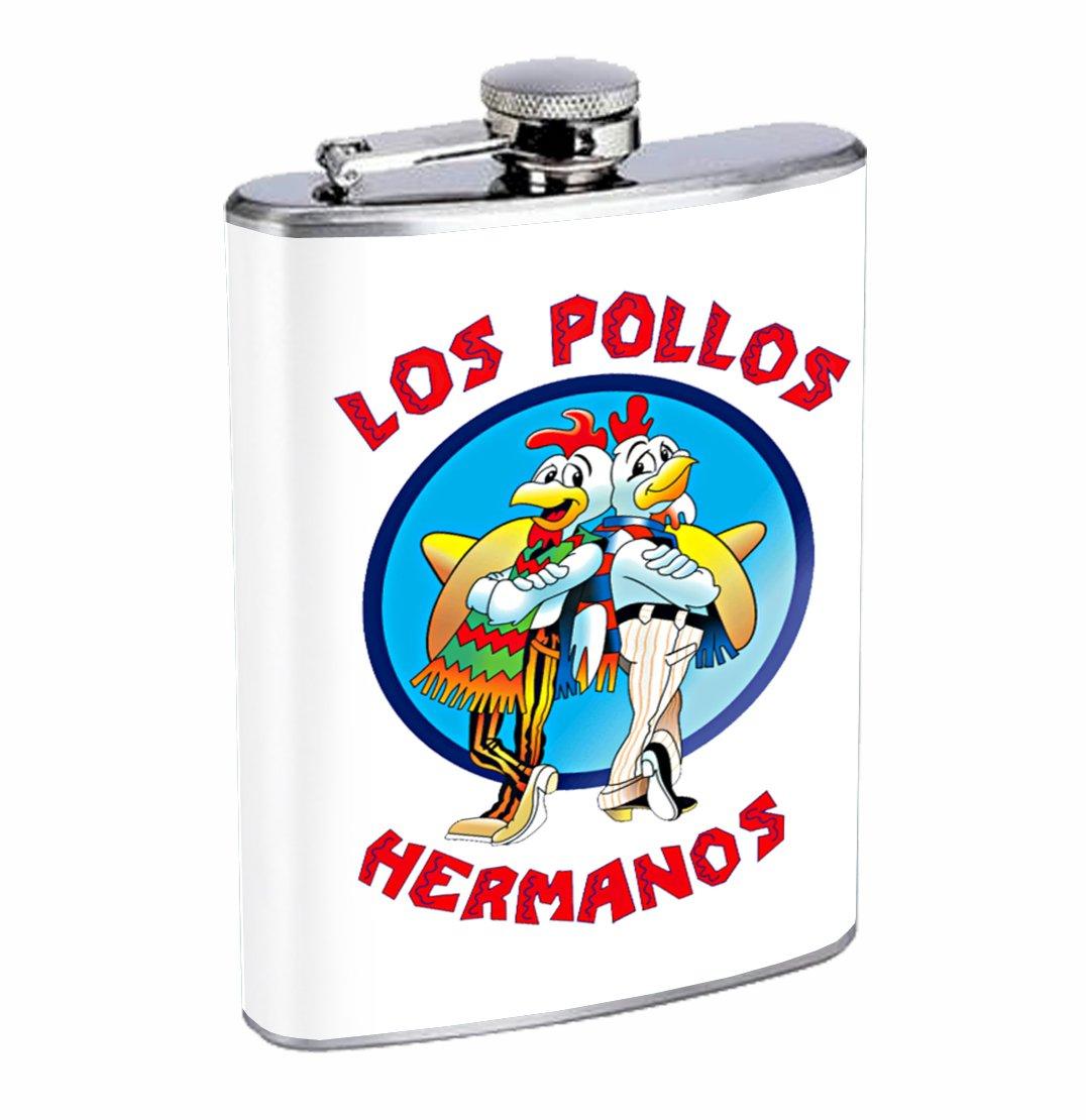 セール 登場から人気沸騰 Los Pollos Hermanos Hermanos 8オンスステンレス鋼フラスコDrinking Whiskey Los B01CHKTUCO B01CHKTUCO, Retom リトム:9cd71fc4 --- vrpawar.in