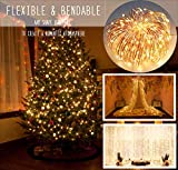 66 Ft 200LEDs Waterproof Starry Fairy Copper String