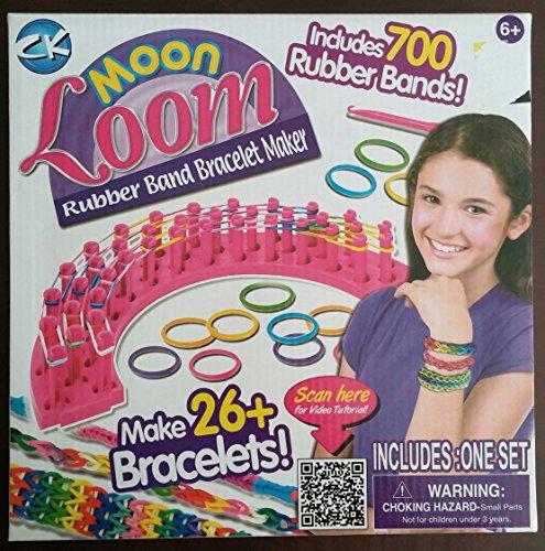 Pink Moon Loom Bracelet Maker - Hut Cactus
