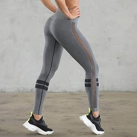 Pantalones De SeñOra Mayor Leggings Tallas Grandes Leggings ...