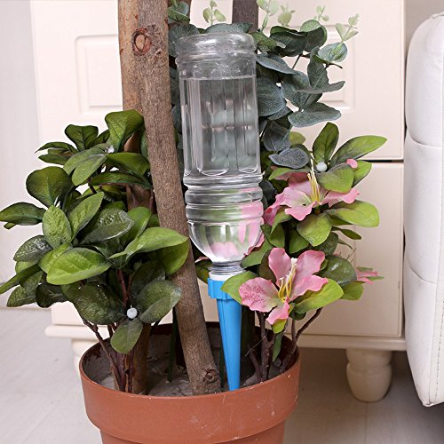Automatic Garden Cone Watering Spike Water Control Drip