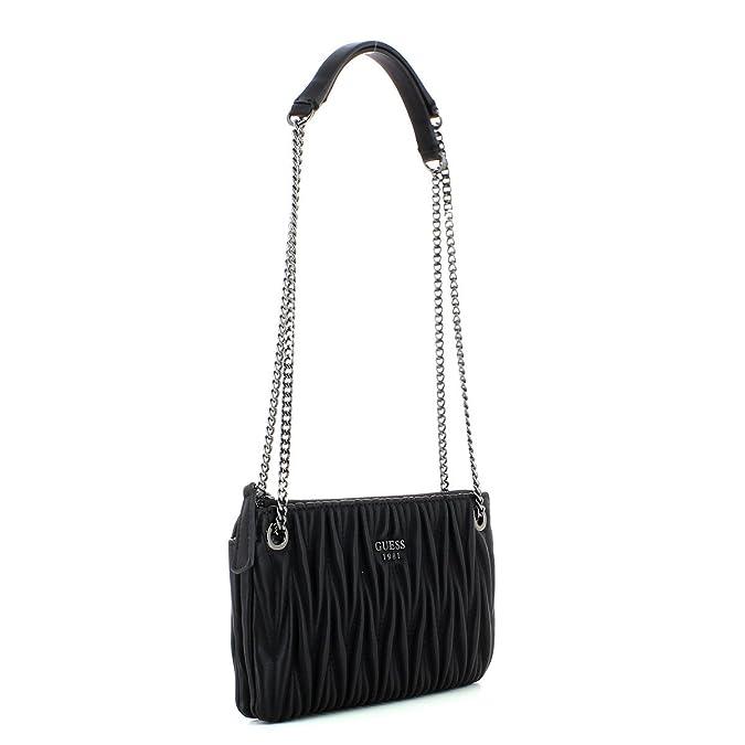 GUESS Keegan Mini Petite XBody Top Zip Black  Amazon.co.uk  Shoes   Bags 28386ab916681