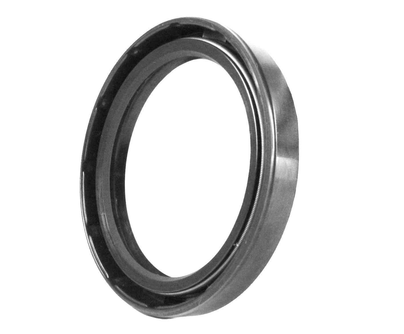 10 PCS Oil Seal 55X72X10 55mmX72mmX10mm 2.165x2.835x0.394 Oil Seal Grease Seal TC  EAI Double Lip w//Garter Spring Single Metal Case w//Nitrile Rubber Coating