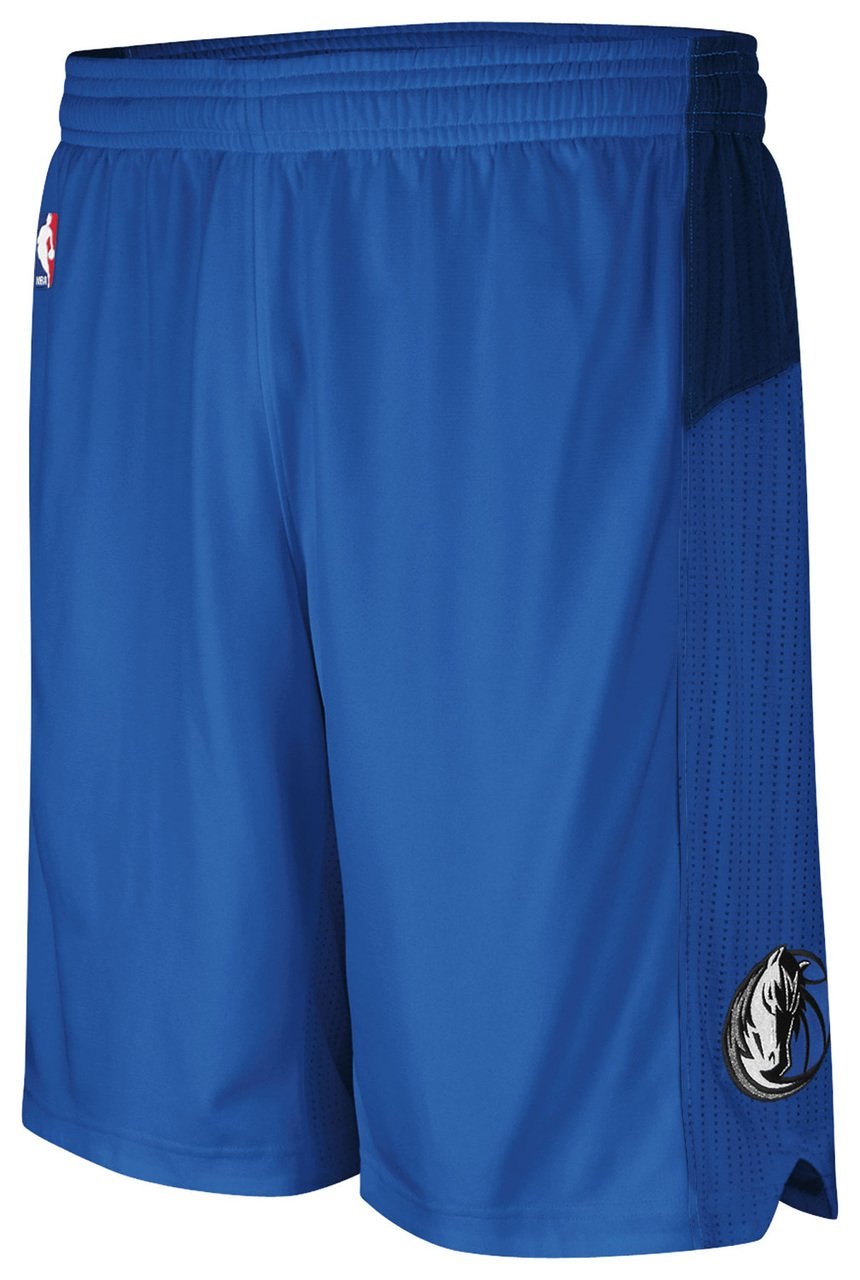 NBA Dallas Mavericks Youth Boys 8-20 Replica Road Shorts, Large (14/16), Blue 28ETL MA