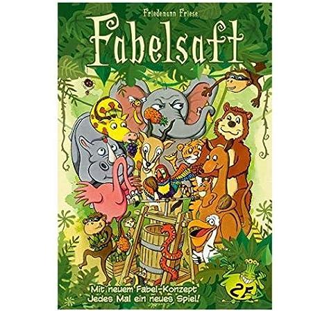 Fabelsaft - Deutsch: Amazon.es: Juguetes y juegos