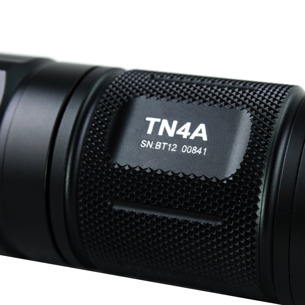 ThruNite TN4A LED Flashlight Powered by 4 AA batteries Cool White TN4A CW