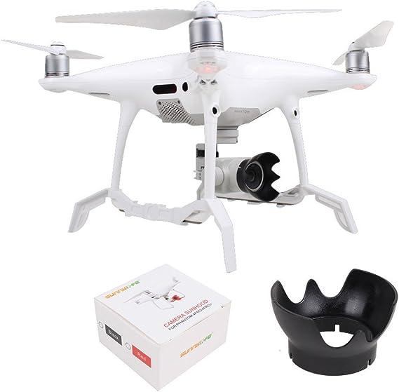 Camera Lens Cover Cap Protection Sun Hood for DJI Phantom 3 PRO /& Advanced Drone