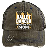 There's This Ballet Dancer Hat, She Stole My Heart Trucker Cap (Trucker Cap - Brow)