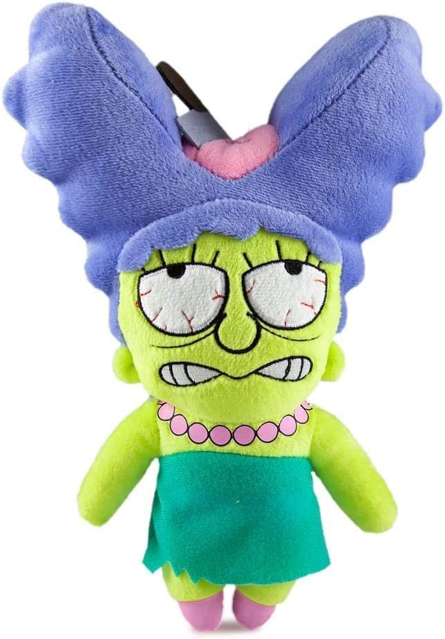Kidrobot Simpsons Zombie Marge Phunny Plush