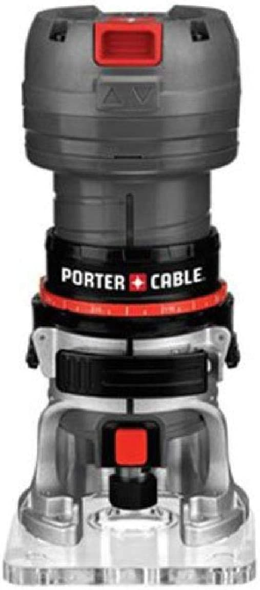 PORTER-CABLE PCE6430 4.5-Amp Laminate Trimmer