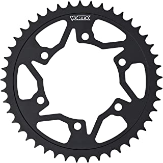 product image for Vortex 252S-42 Black 42-Tooth 525-Pitch Steel Rear Sprocket