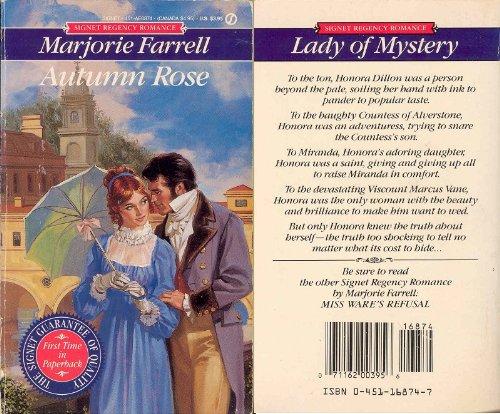 Autumn Rose (Signet Regency Romance)