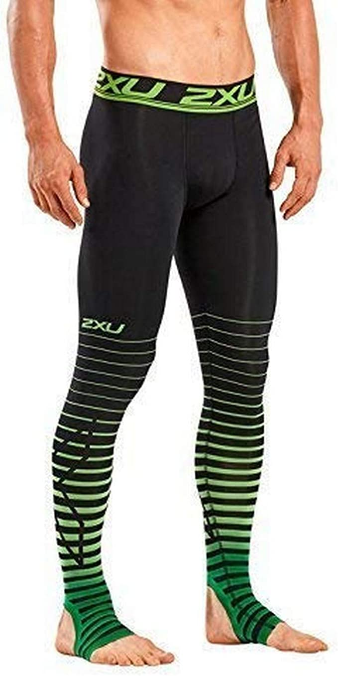Pro Compression Tights Mens Size II Small Black Details about  /CEP Sportswear Recovery