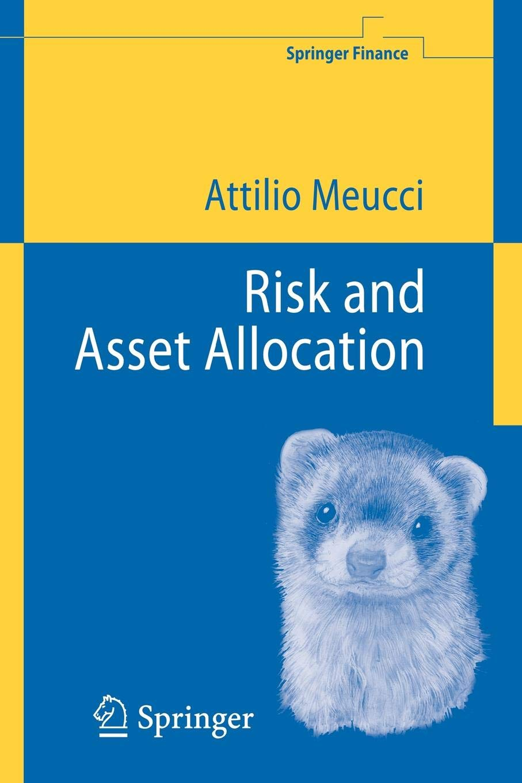 Risk and Asset Allocation (Springer Finance): Amazon co uk