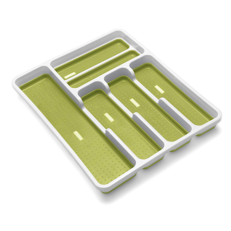 Premium antiscivolo morbido base cassetto portaposate BIGBINUK