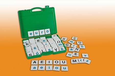 Akros Akros32010 216 - Alfabeto: Amazon.es: Juguetes y juegos