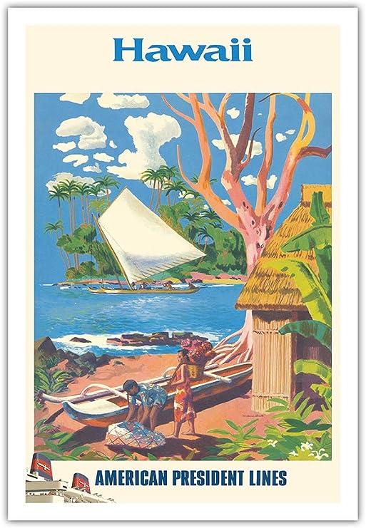 Amazon|ハワイ - 漁師 - アメリカンプレジデントラインズ ...