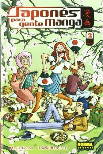 Descargar Libro JaponÉs Para Gente Manga 2 María Ferrer