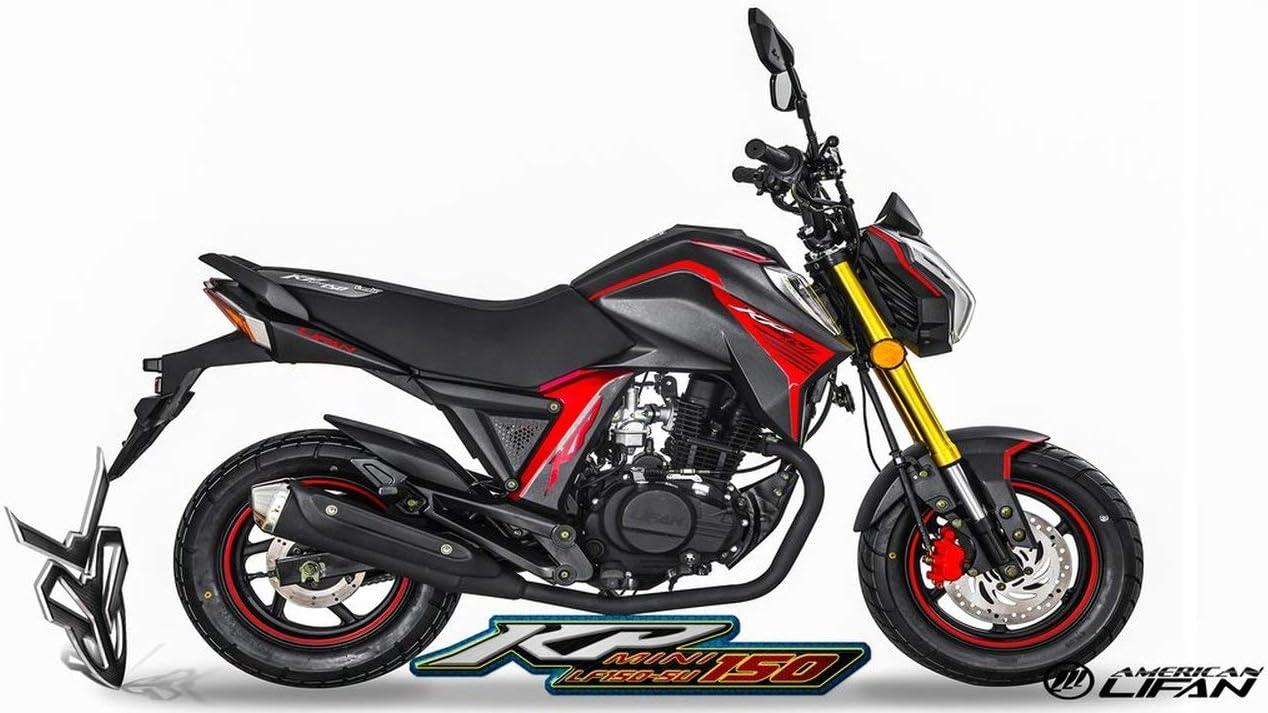 Lifan 150cc Gas Motorcycle