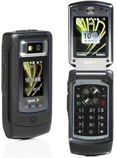 High Quality Motorola Renegade V950 Camera Rugged 3G CDMA Flip Phone (Sprint)
