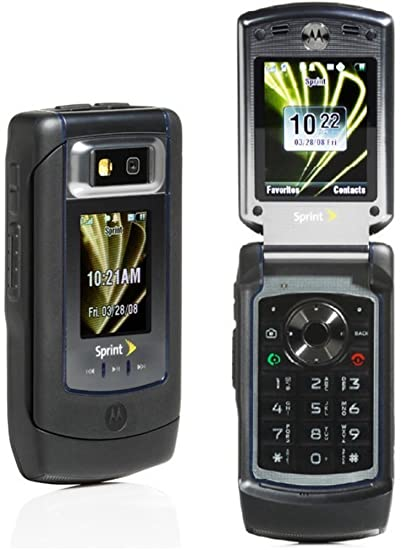 amazon com motorola renegade v950 camera rugged 3g cdma flip phone rh amazon com Motorola Renegade V950 Battery Sprint Motorola Large Keys