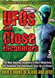 Ufos And Close Encounters: The Most Amazing Encounters Of Alien Abductions. Ufo Visitations And Government Cover Ups In History!Deluxe 3 Dvd Set