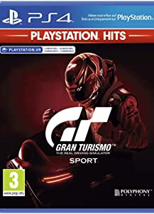 Gt Sport Hits (Ps4)