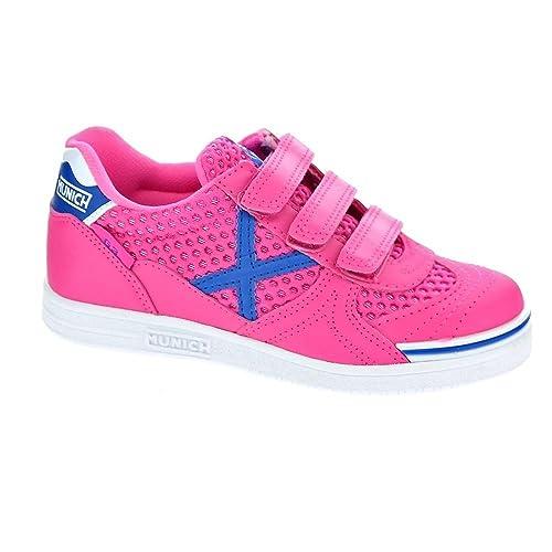 Munich G-3 Kid VCO Breath, Zapatillas de Deporte Unisex niños: Amazon.es: Zapatos y complementos