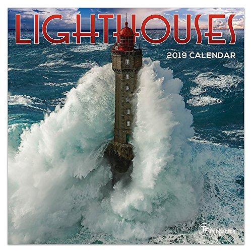 2019 Lighthouses Mini Calendar
