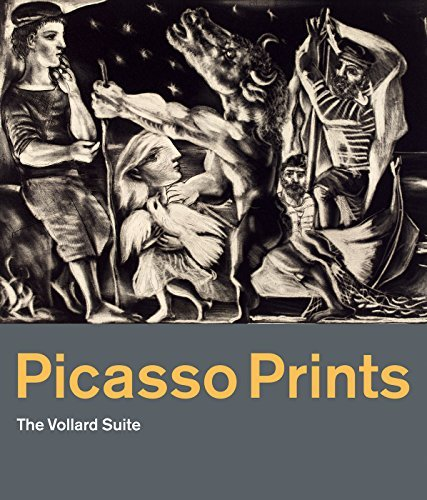 Download By Stephen Coppel Picasso Prints: The Vollard Suite [Hardcover] pdf epub