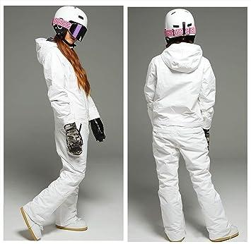 YJIU-ski suit Traje de Esquiar Nuevo Mono de Las Mujeres Snowboard ...