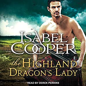 The Highland Dragon's Lady Audiobook