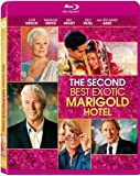 The Second Best Exotic Marigold Hotel [Blu-ray]