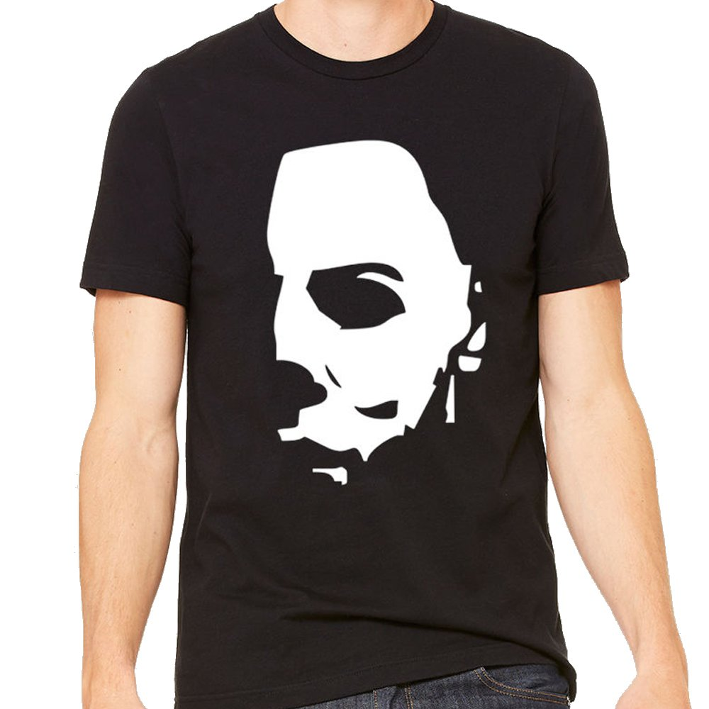 John Carpenter Michael Myers Horror Movie Halloween Minimal Men's T Shirt