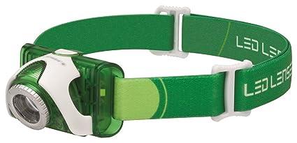 Review LED Lenser SEO3 Head
