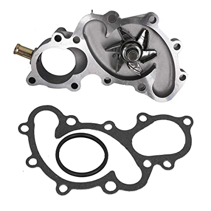 Amazon Com Engine Timing Belt Kit With Water Pump For Toyota